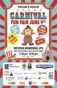 FUN FAIR POSTER June 9th, 2016