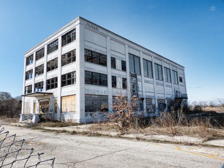 The Kodak Building as it looked in March 2012. (file photo)