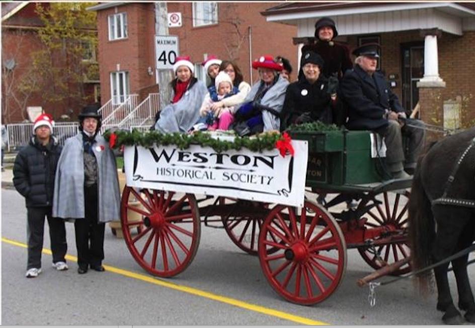 Weston history in danger