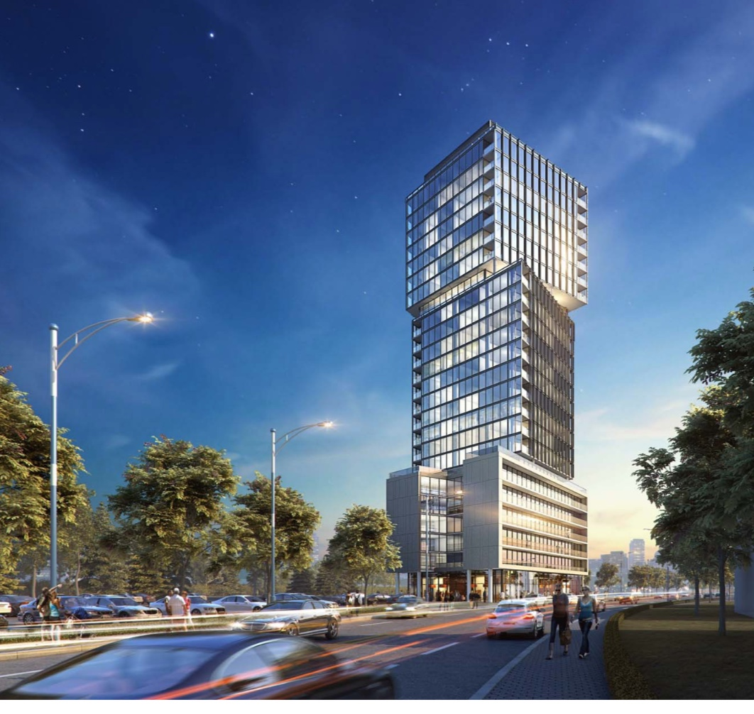 25 Storey building for 1705 Weston