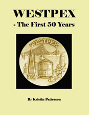 Book Cover of Westpex - the First 50 years