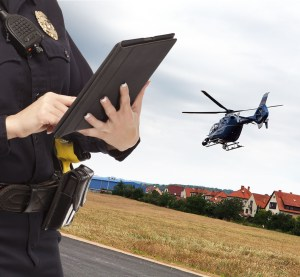 emergency services datacasting