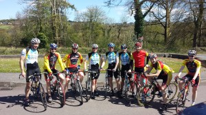 Covey Wheelers & Western Lakes A3/A4 Racers on Day 1