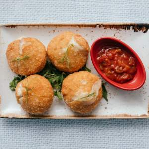 westreme garlic balls