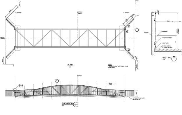 Hickory Street Bridge 3