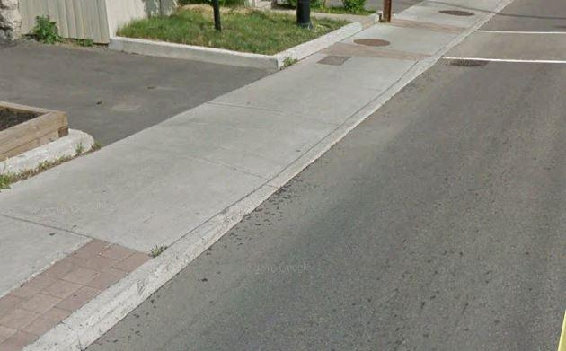 sidewalk dip 2