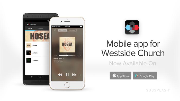 Westside mobile App