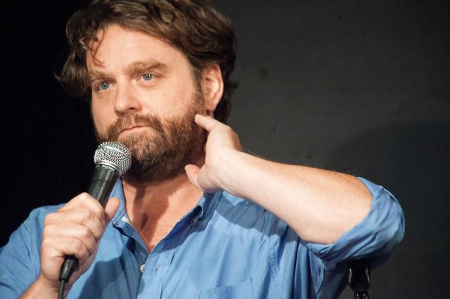 Zack Galifianakis