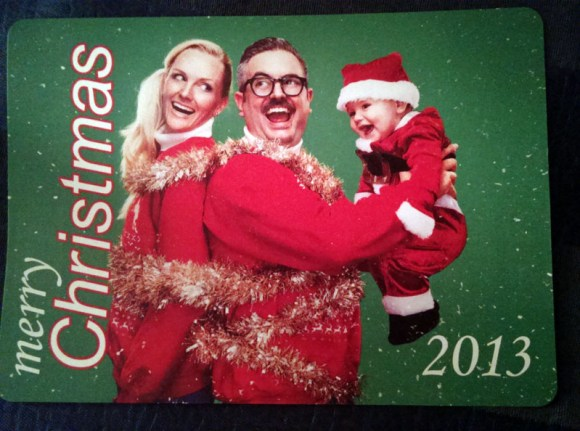Llanes Christmas Card 2013
