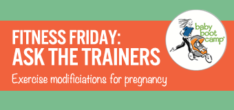 Fitness Friday: Exercising while pregnant