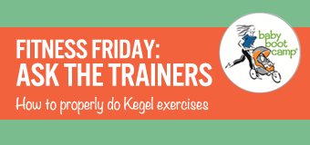 Fitness Friday: Kegel Exercises
