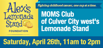 MOMS Club of Culver City west's Lemonade Stand