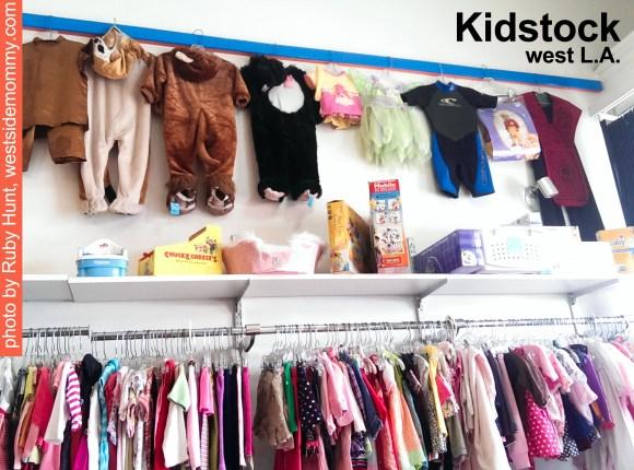 Kidstock interior