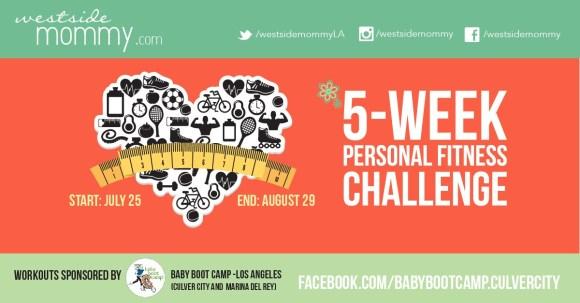 5-Week Fitness Challenge