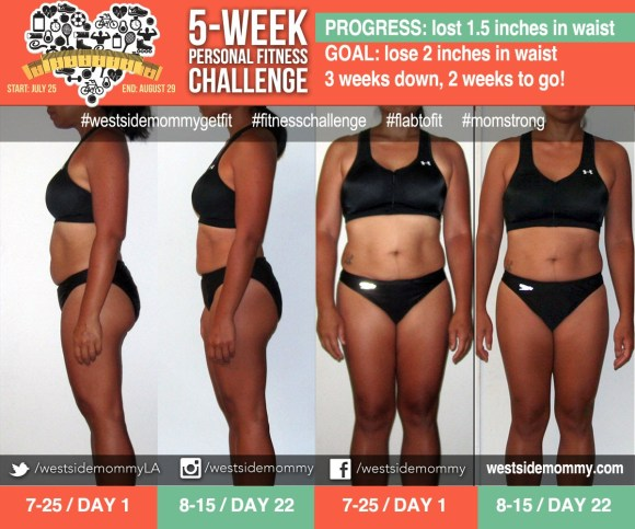 22 days of progress. Working out every day and eating a Paleo style diet.