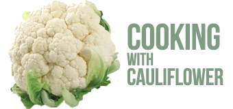 Fitness Friday: Cooking with Cauliflower