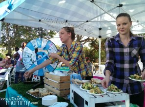 Mendocino Farms catering
