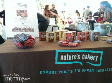 Nature's Bakery snack foods (http://naturesbakery.com/)