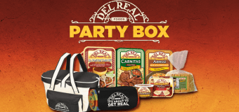Del Real Foods Party Box GIVEAWAY!
