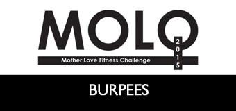 MOLO Week 12: Burpees (Final Week)