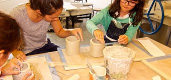 Kids Pottery Classes at Good Dirt LA