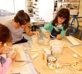 Pottery Class with Lina (photo by Jonna Jetson Coleman)