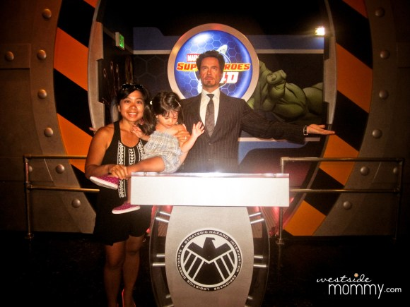 Madame Tussauds Hollywood's Marvel 4D Super Heroes Experience is NOW OPEN!