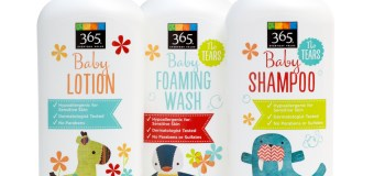 Whole Foods Market's new Baby Body Care line