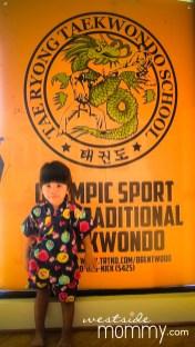Tae Ryong Taekwondo School in Brentwood