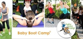 Fitness Friday: SMART Goals with Baby Boot Camp