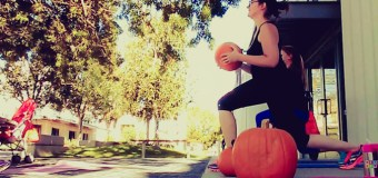 Baby Boot Camp Halloween Workout