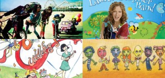 Favorite Kid's Music CDs