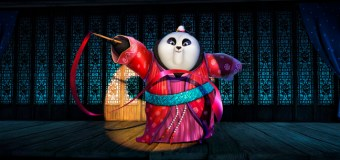 A conversation with Kate Hudson about her first animated voice role as Mei Mei in Kung Fu Panda 3