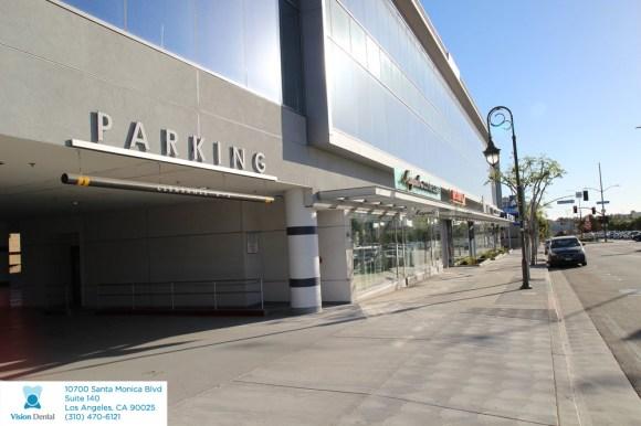 VisionDental_parking