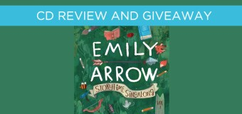 "CD Review + Giveaway: Emily Arrow ""Storytime Singalong"" Volume One"