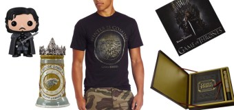Game of Thrones products to gear you up for the season finale