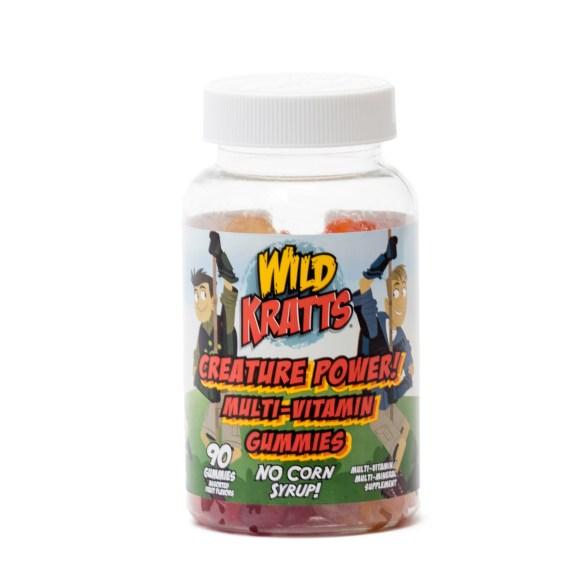 WildKratts_CreaturePowerMultiVitamin_90ct_