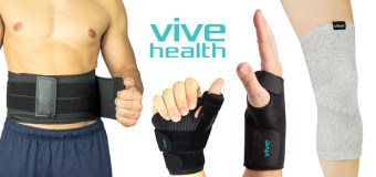 Four products from Vive Health to help you deal with child care injuries
