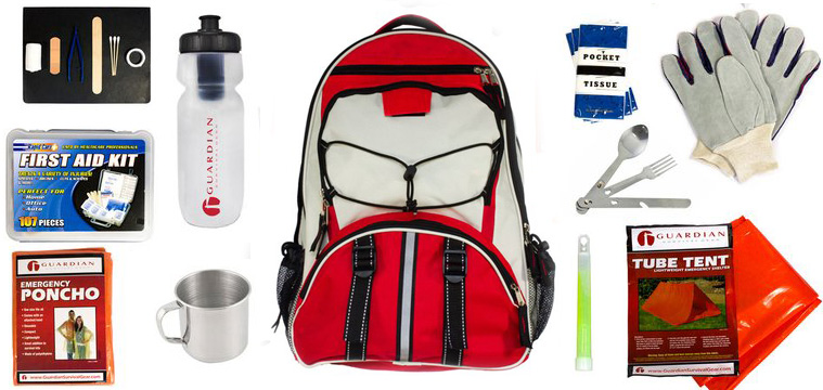 "What to pack in your Emergency Kit, A.K.A. Get Ready for the ""Big One"""