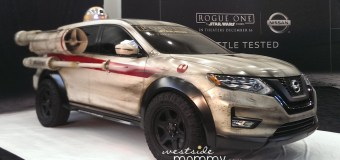 Tips for attending the LA Auto Show with kids