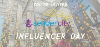 Sender City Influencer Day – Saturday, February 11th
