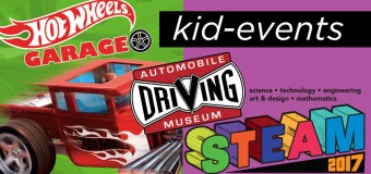 Upcoming Kid-Friendly Events at the Automobile Driving Museum
