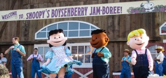 Our Knott's Boysenberry Festival experience
