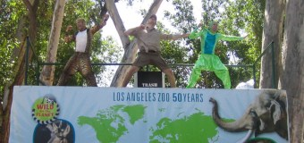 Go Wild For The Planet at the Los Angeles Zoo (until May 19th)