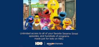 Watch Sesame Street on Amazon Channels HBO