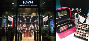 NYX Professional Makeup at Westfield Century City