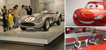 THE PETERSEN is the place to spoil Dad this Father's Day