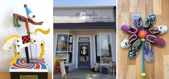 Earth Angels conscious clothing and classes in West L.A.