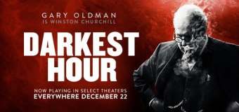 DARKEST HOUR movie review, discussion panel, and special exhibit on The Queen Mary
