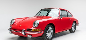 """The Porsche Effect"" new exhibit at the Petersen Automotive Museum opens Feb. 3rd"